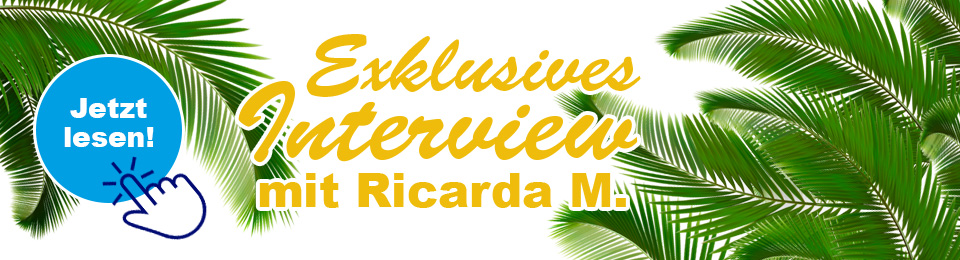 Exklusives Interview mit Ricarda M.