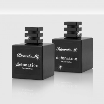 Detonation EdP Duo, Herrenduft, schwarzer Flakon