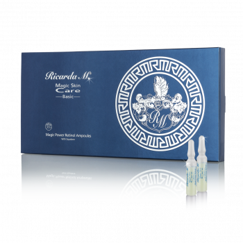 MSC Basic Magic Power Retinol Ampoules von Ricarda M.