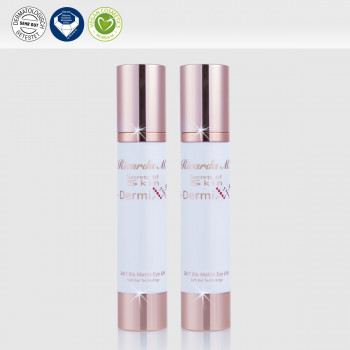 24/7 Biomatrix Eye Lift - Soft Gel Technology Duo, Pflegeset, Spender