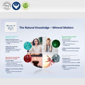Vorteil Natural Knowledge Mineral Matters