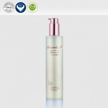 Skin Refiner Clearing Water, Flasche, Lotionsspender