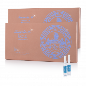 Global Deep Youth Ampoules, Duo, Ampullenschachtel, Ampullenkur