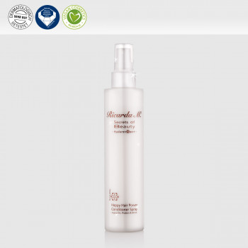 Happy Hair Power Conditioner Spray Flasche