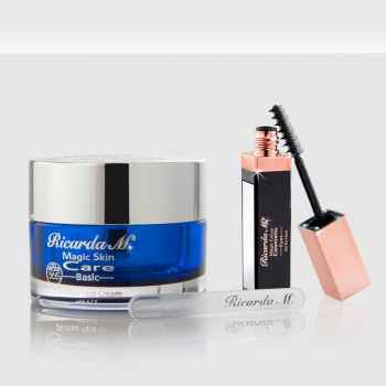 Special Set Top Bestseller Plus Special Edition mit MSC Basic 24 Hour Face Cream und Eyes Magic Boost Ultra Lashes