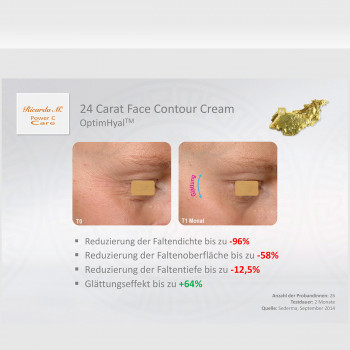 PCC 24 Carat Face Contour Cream – Natural Skin Architect - Colloidales Gold Lifting