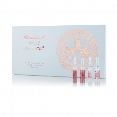 24/7 Day Express Youth & Night Skinperfect AHAs Ampoules, Ampullen,
