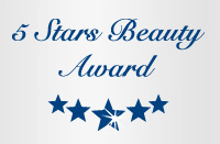 5 Stars Beauty Award Winner 2017