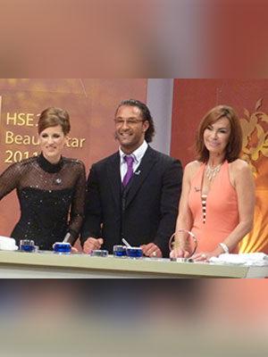 Beautystar 2011 mit Ricarda M.