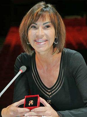 Charity Gala 2008 mit Ricarda M.