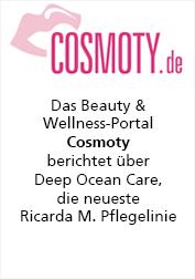 Ricarda M. bei cosmoty.de