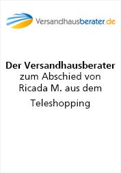 Ricarda M. Versandhausberater berichtet über Rückzug aus Teleshopping