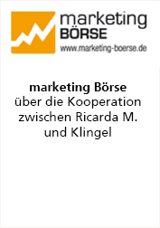 Ricarda M. in der Marketing Börse