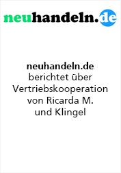 Ricarda M. neuhandeln.de über die Kooperation mit Klingel