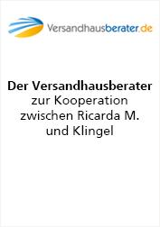 Ricarda M. Versandhausberater über die Kooperation mit Klingel