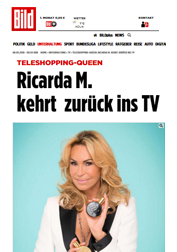 Ricarda M. Bildzeitung