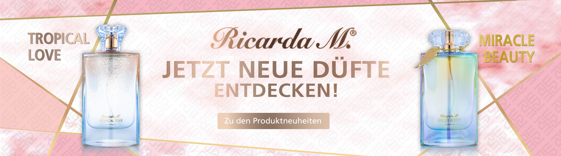 Tropical Love und Miracle Beauty Düfte bei Ricarda M.