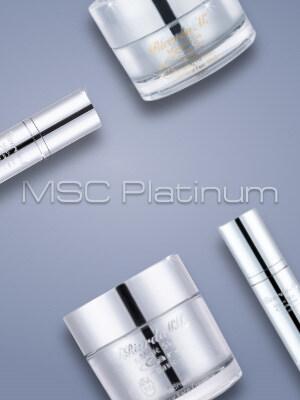 Ricarda M. führt MSC Platinum Pflege ein