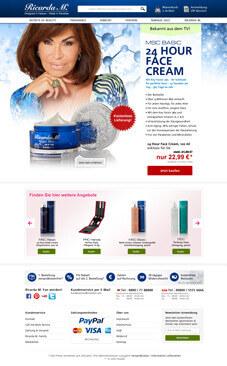 Ricarda M. 2 Jahre Online-Shop