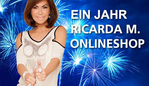 Ein Jahr Ricarda M. Onlineshop