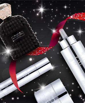 Ricarda M. Premiere der MSC Platinum Produkte und Black Deep Secrets Parfum