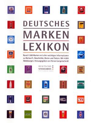 Ricarda M. Aufnahme in deutsches Markenlexikon