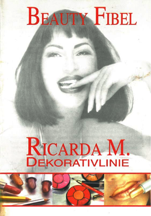 Ricarda M. Premiere Kosmetikserie MCC