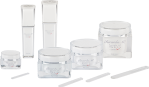 Ricarda M. Premiere Kosmetiklinie Secrets of Skin