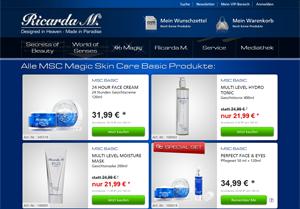 Ricarda M. startet Online-Shop